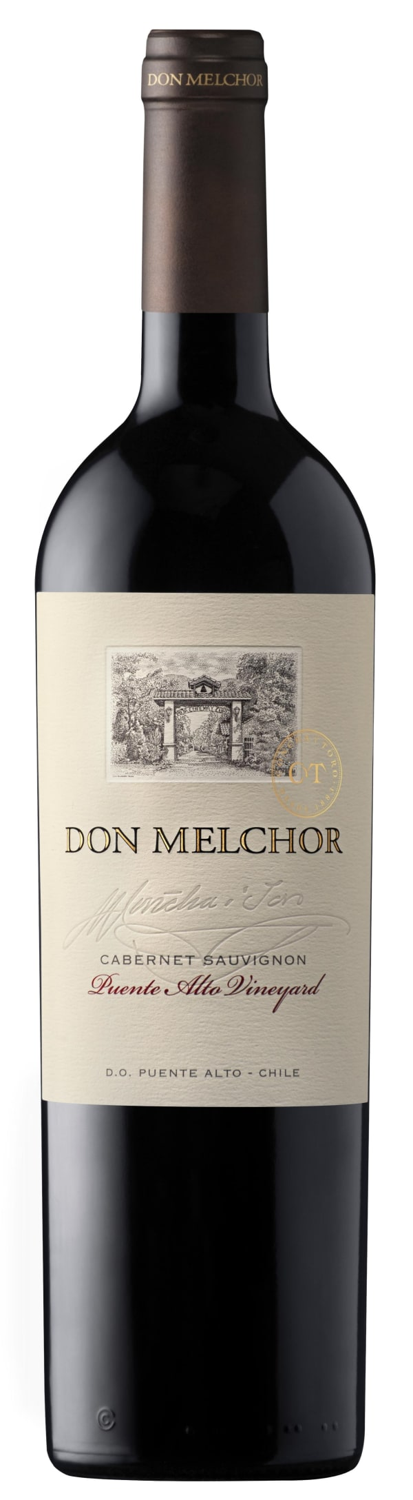 Don Melchor Cabernet Sauvignon 2012