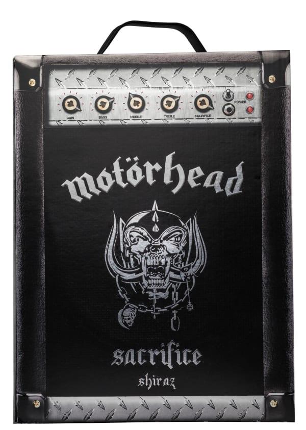Motörhead Sacrifice Shiraz bag-in-box