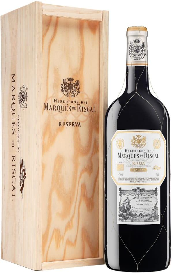 Marques de Riscal Reserva Magnum 2011