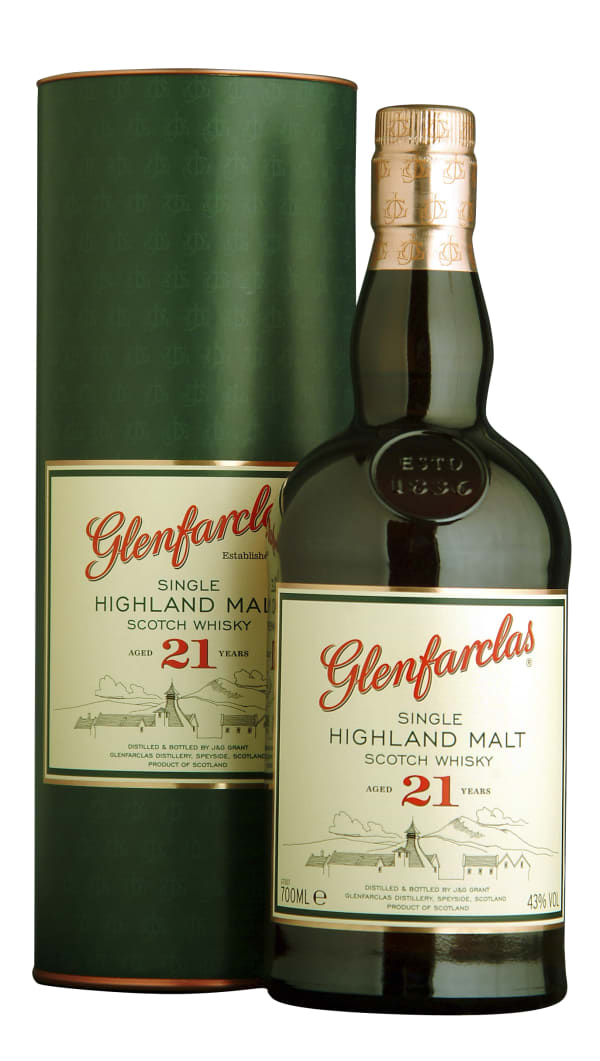 Glenfarclas 21 Year Old Single Malt