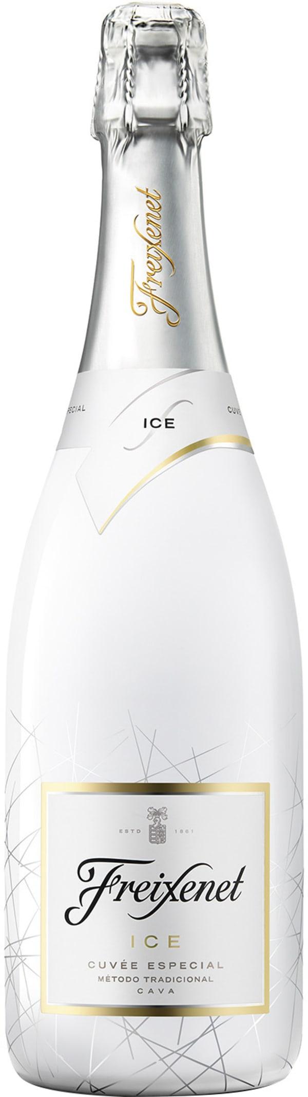 Freixenet Ice Cuvée Especial Cava Semi Seco