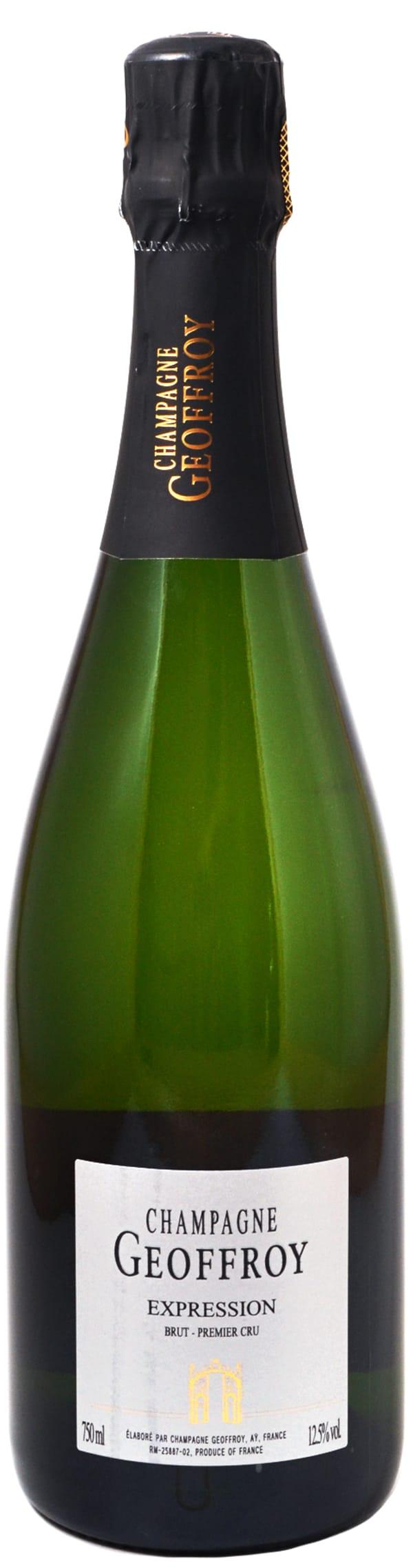 Geoffroy Expression Premier Cru Champagne Brut