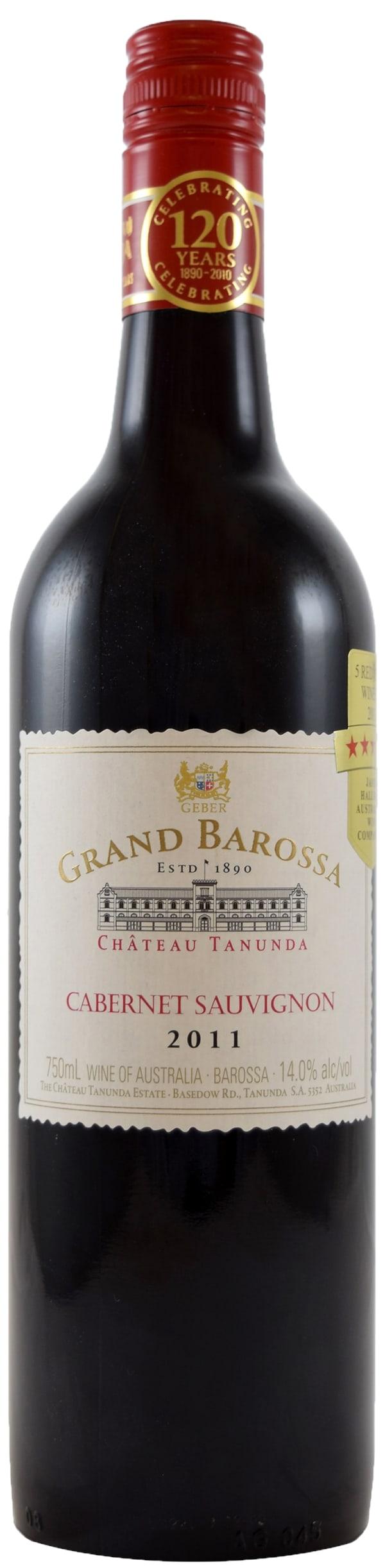 Grand Barossa Cabernet Sauvignon 2011