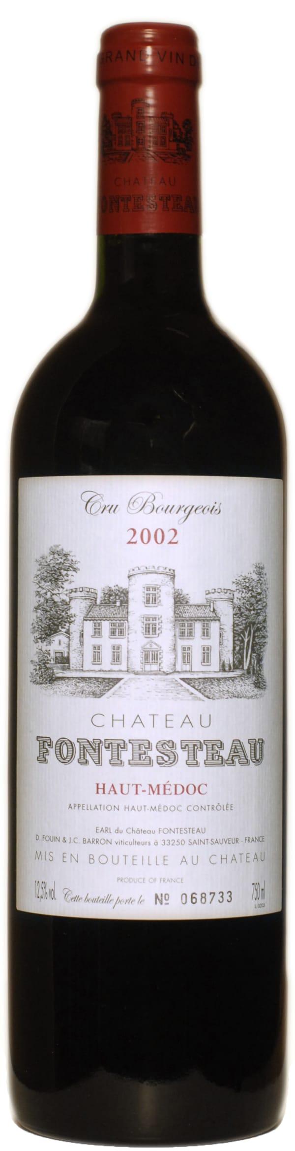 Château Fontesteau 2002