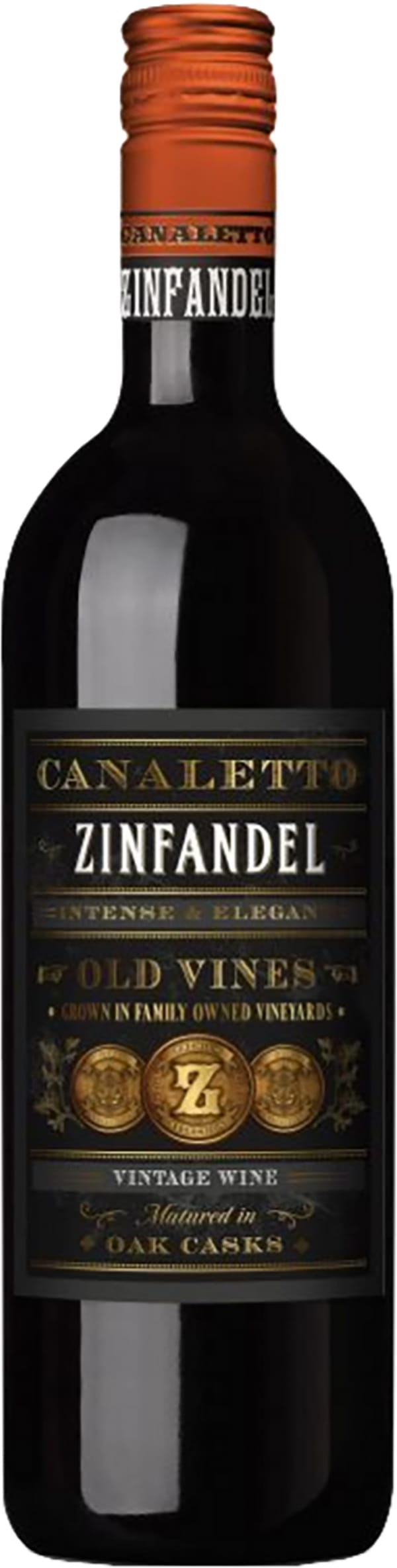 Canaletto Zinfandel 2014