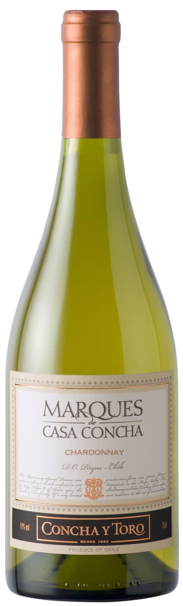 Marques de Casa Concha Chardonnay 2014