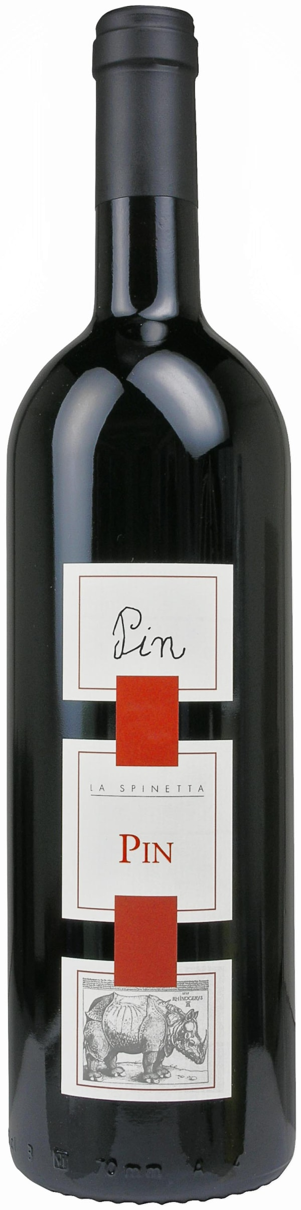 La Spinetta Pin Rosso 2011