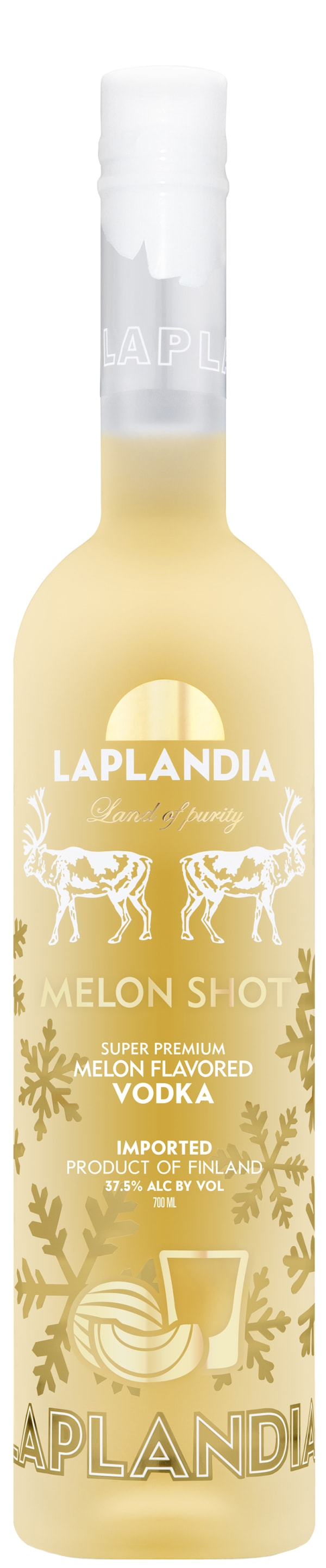 Laplandia Melon Shot Vodka