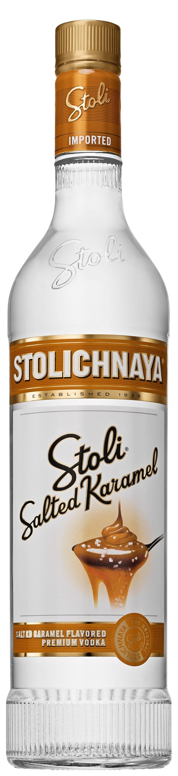 Stolichnaya Salted Karamel