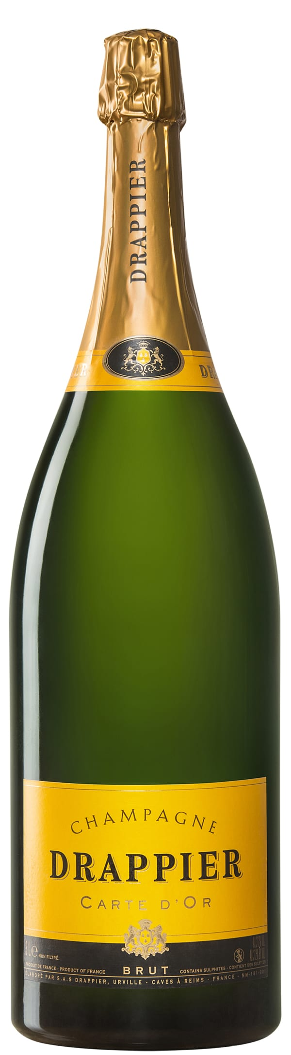 Drappier Carte d'Or Champagne Brut Jeroboam