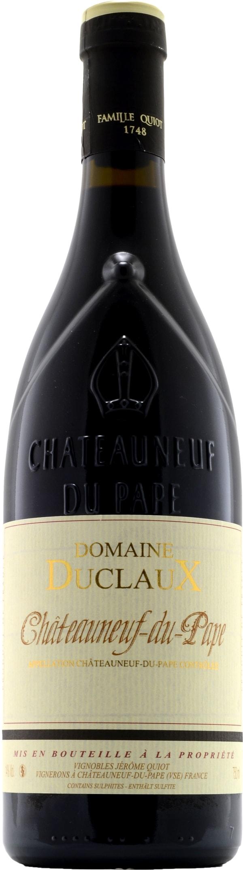 Domaine Duclaux Châteauneuf-du-Pape 2010