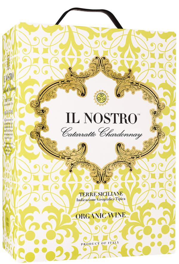 Il Nostro Catarratto Chardonnay 2016 lådvin