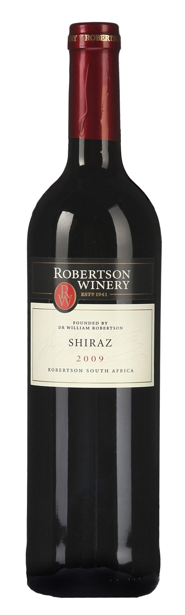 Robertson Shiraz 2012