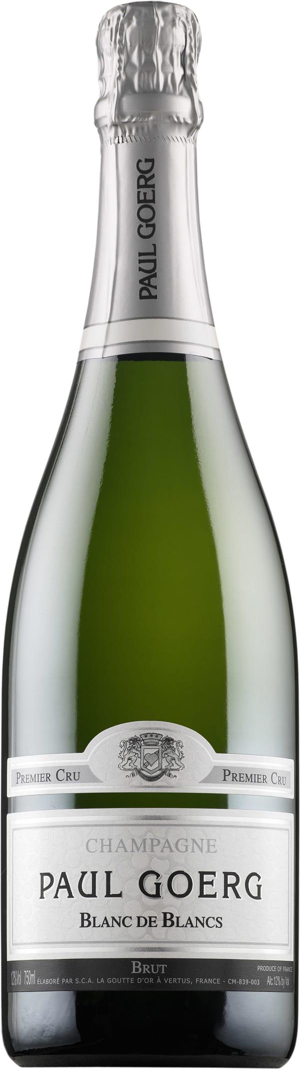 Paul Goerg Premier Cru Blanc de Blancs Champagne  Brut