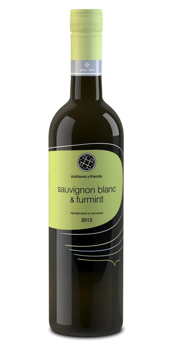 Puklavec & Friends Sauvignon Blanc & Furmint 2015