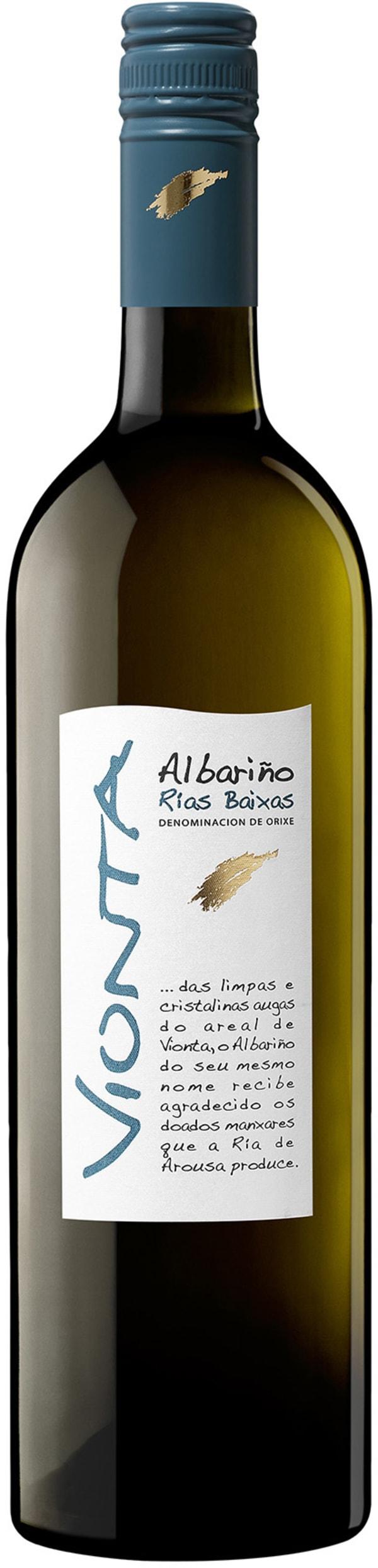 Vionta Albariño 2015