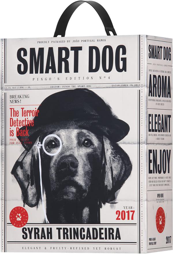 Smart Dog Syrah Trincadeira 2016 hanapakkaus