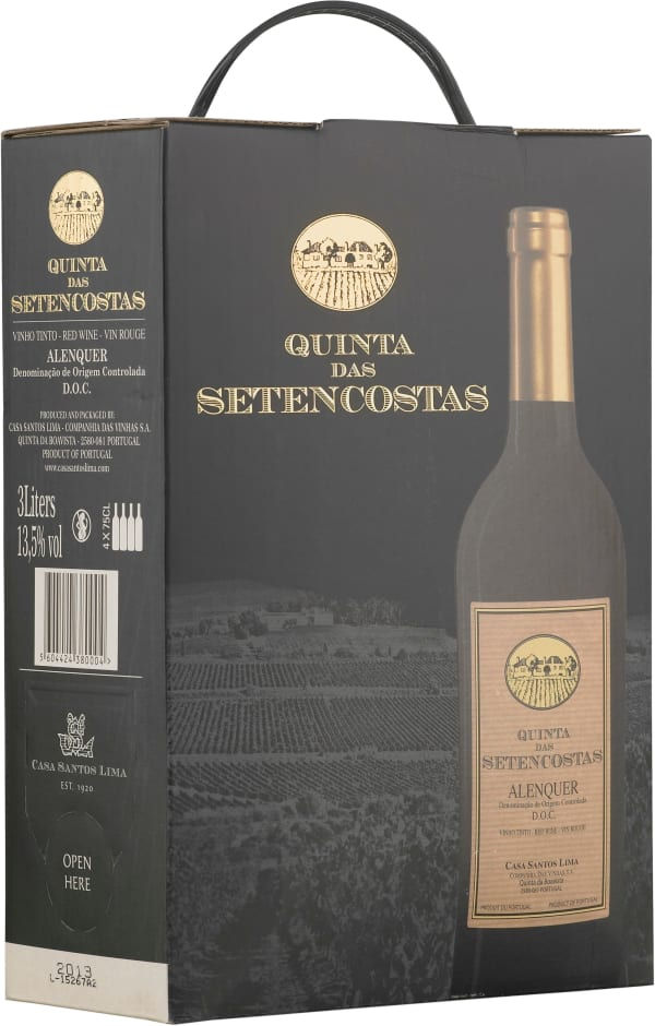 Quinta das Setencostas 2015 bag-in-box