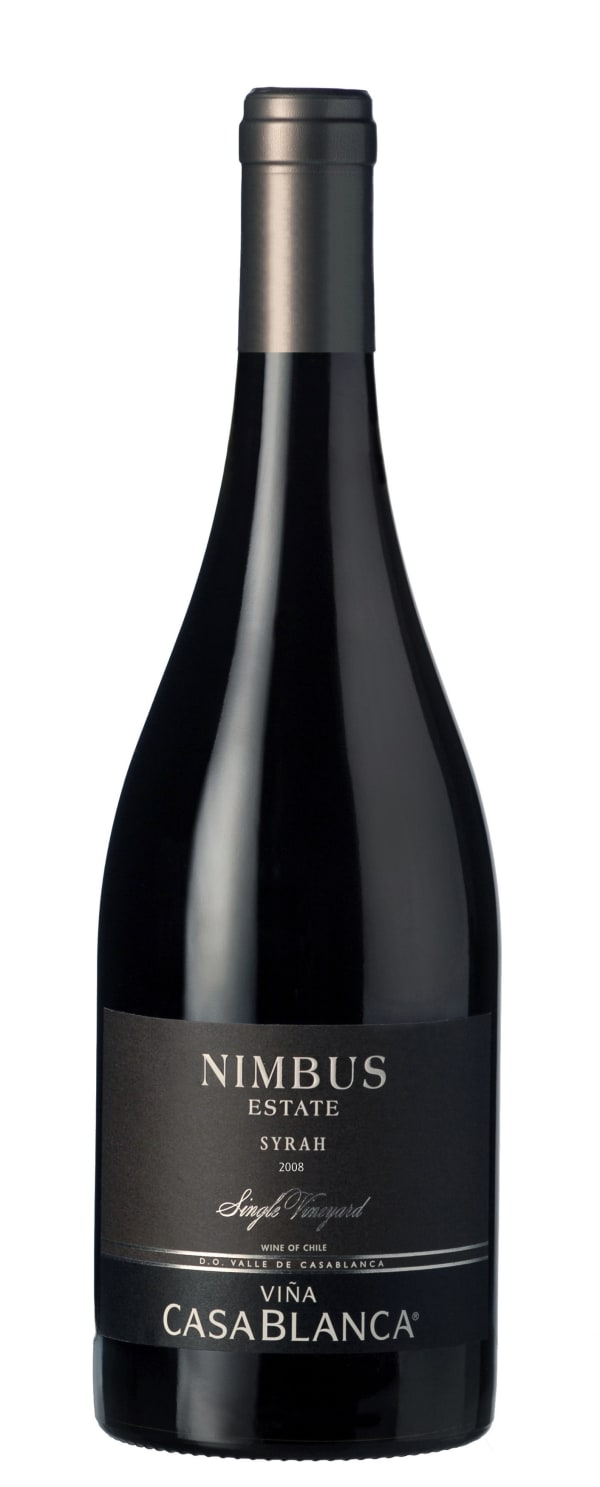 Nimbus Estate Single Vineyard Syrah 2012
