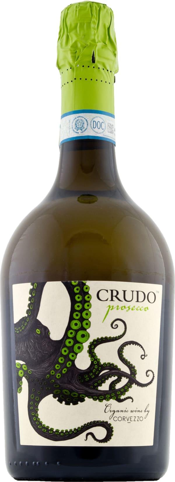 Crudo Organic Prosecco Extra Dry
