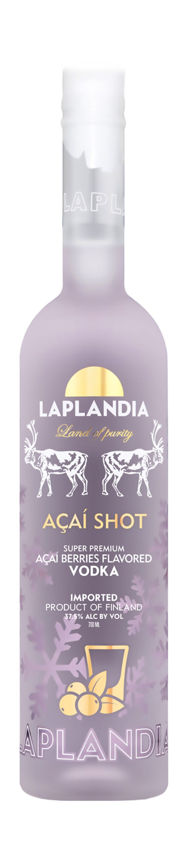 Laplandia Açaí Shot Vodka