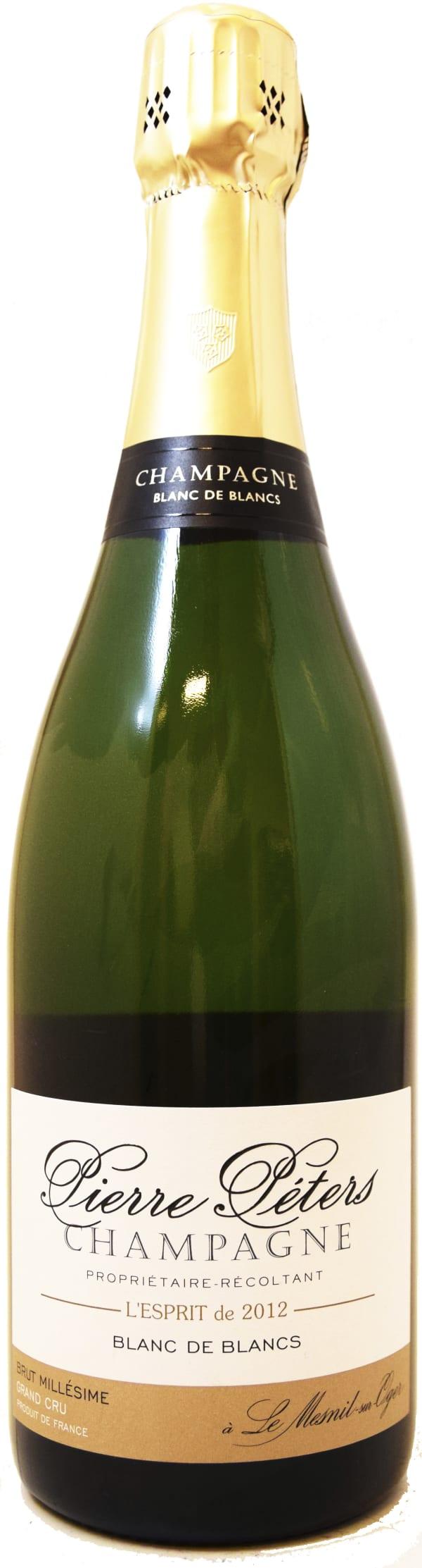Pierre Peters Grand Cru Millésimé Champagne Brut 2010