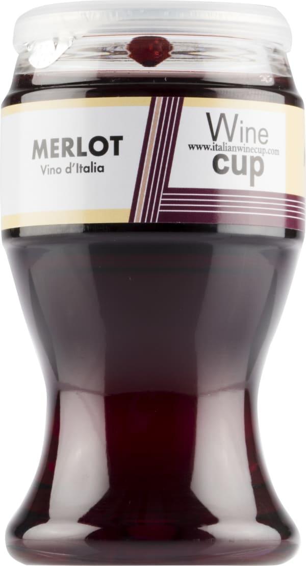 Wine Cup Merlot 2017