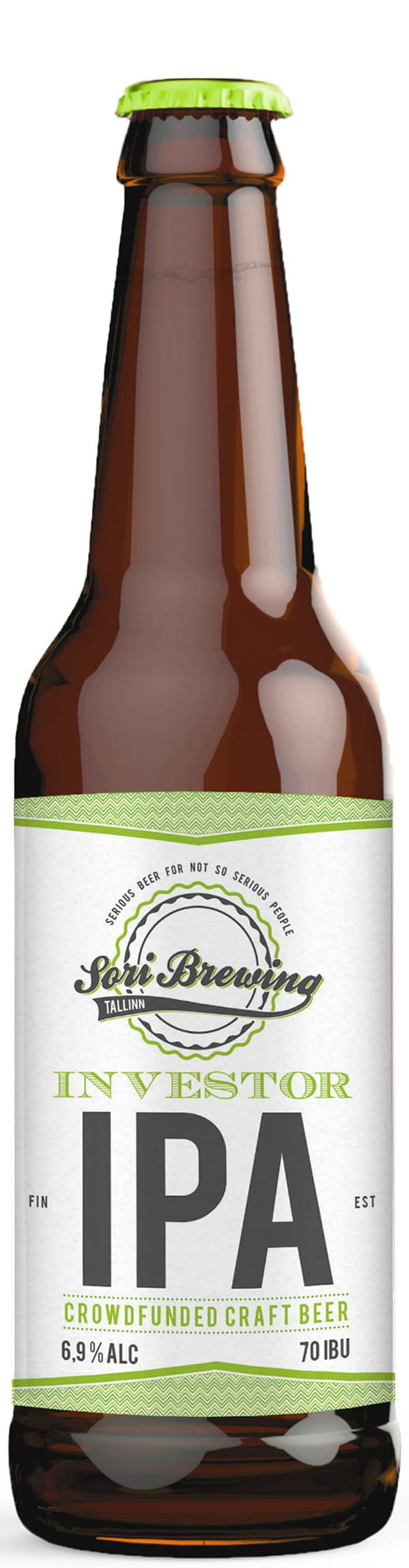 Sori Brewing Investor IPA