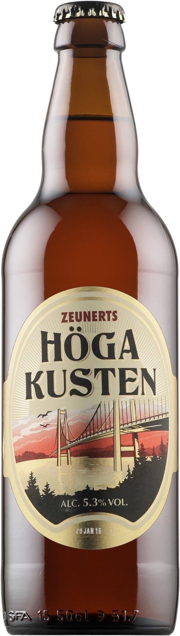 Zeunerts Höga Kusten