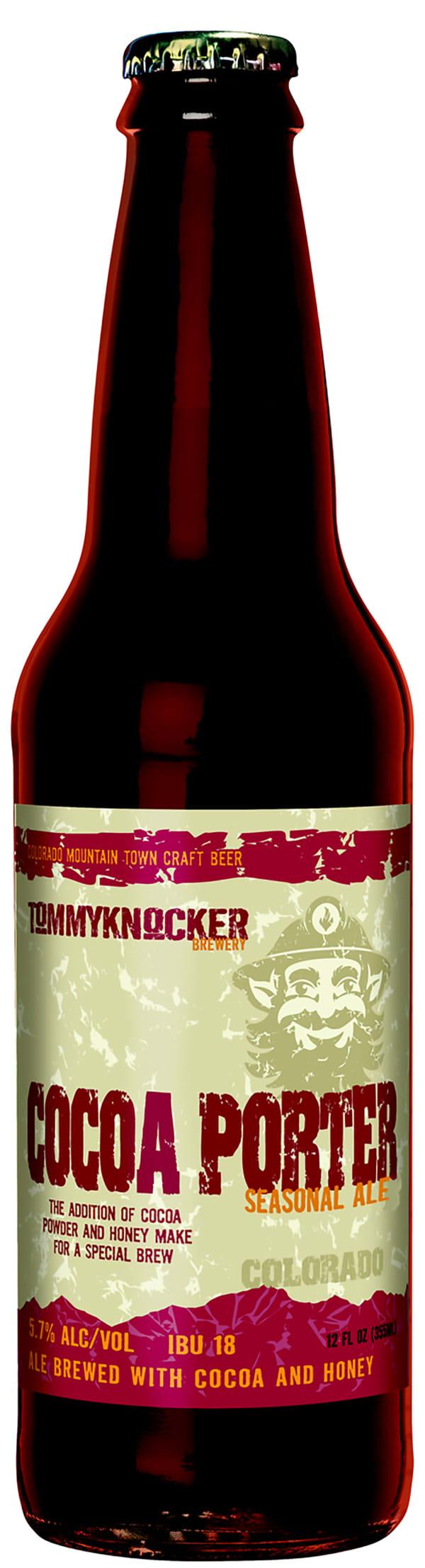 Tommyknocker Cocoa Porter
