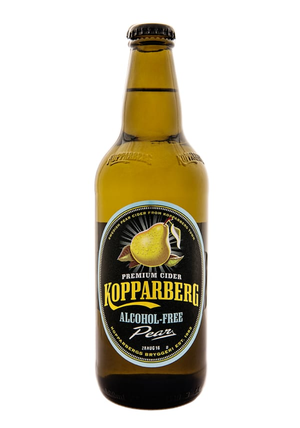 Kopparberg Alcohol-Free Pear