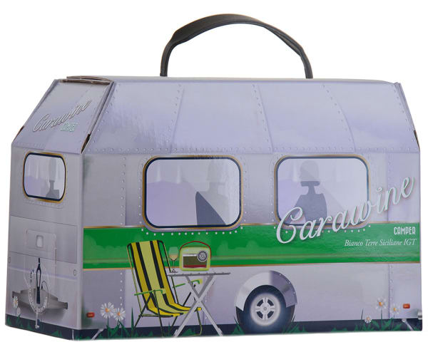 Montalto Carawine Camper Bianco   hanapakkaus