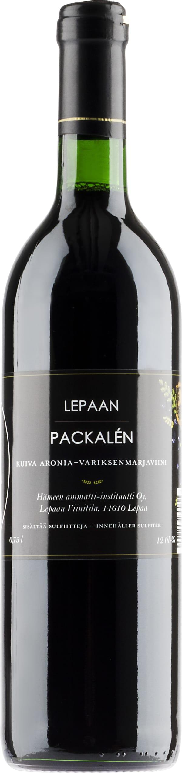 Lepaan Packalén