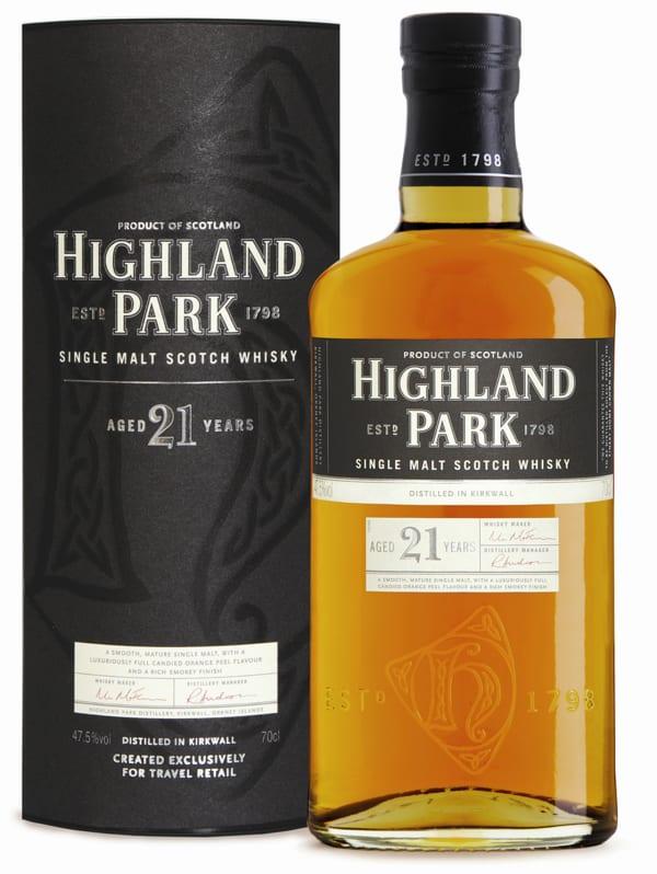 Highland Park 21 Year Old Single Malt