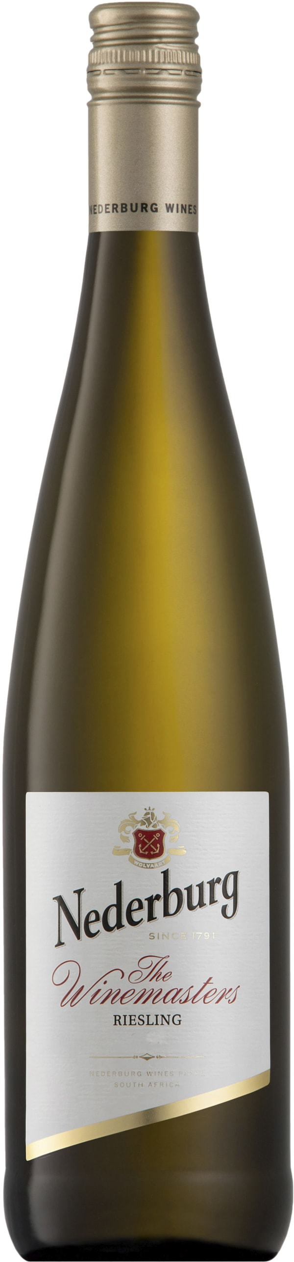 Nederburg Winemasters Riesling 2017