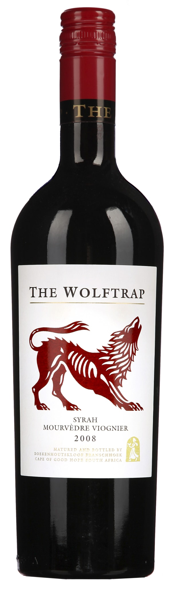 The Wolftrap Syrah Mourvèdre Viognier 2016