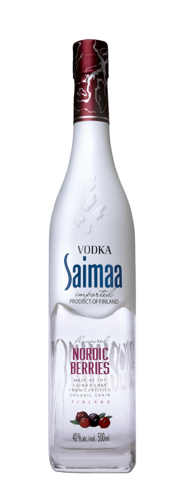 Saimaa Vodka Nordic Berries