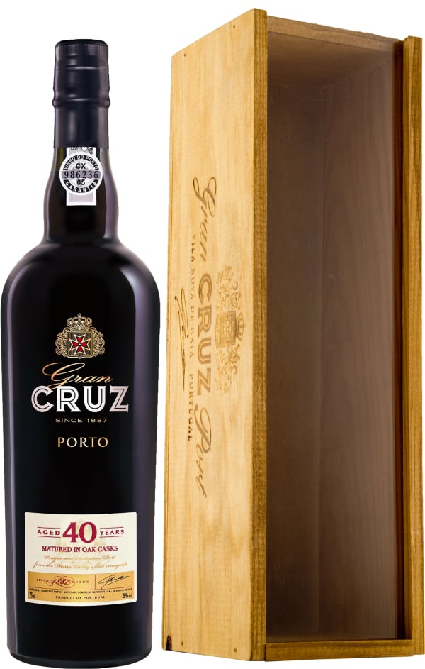 Porto Gran Cruz Aged 40 Years