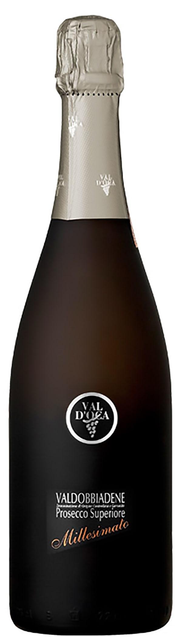 Val d'Oca Millesimato Prosecco Extra Dry 2015