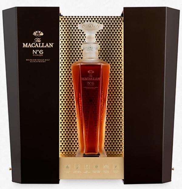 The Macallan No. 6 Decanter Single Malt