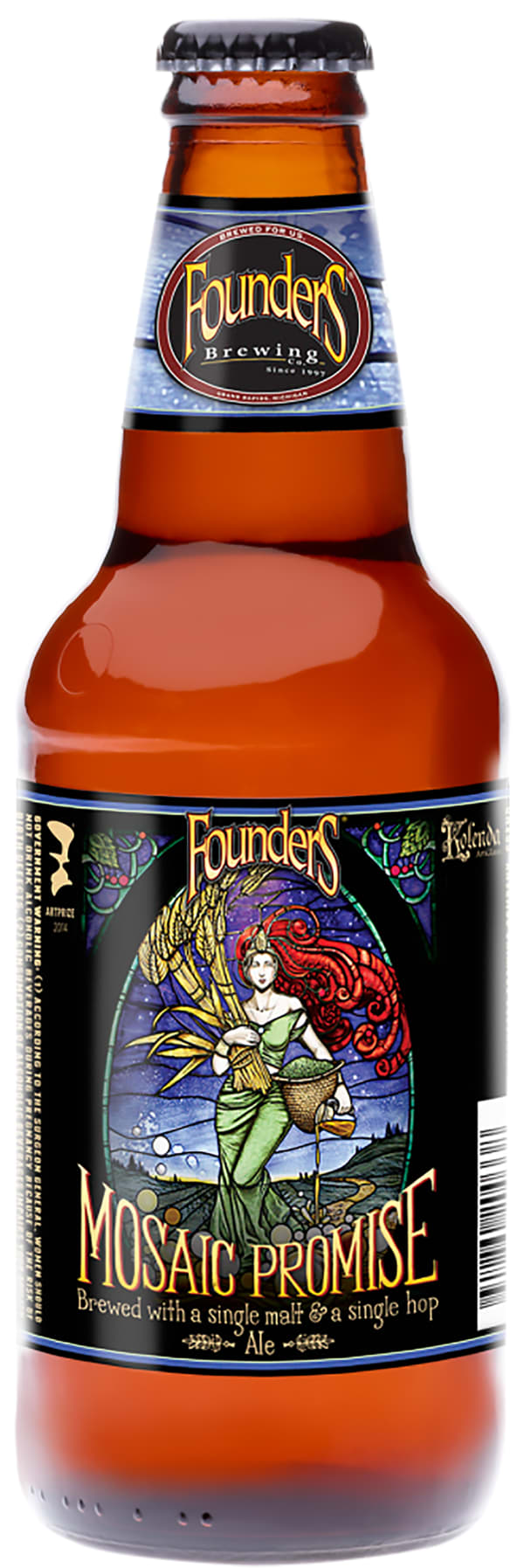 Founders Mosaic Promise
