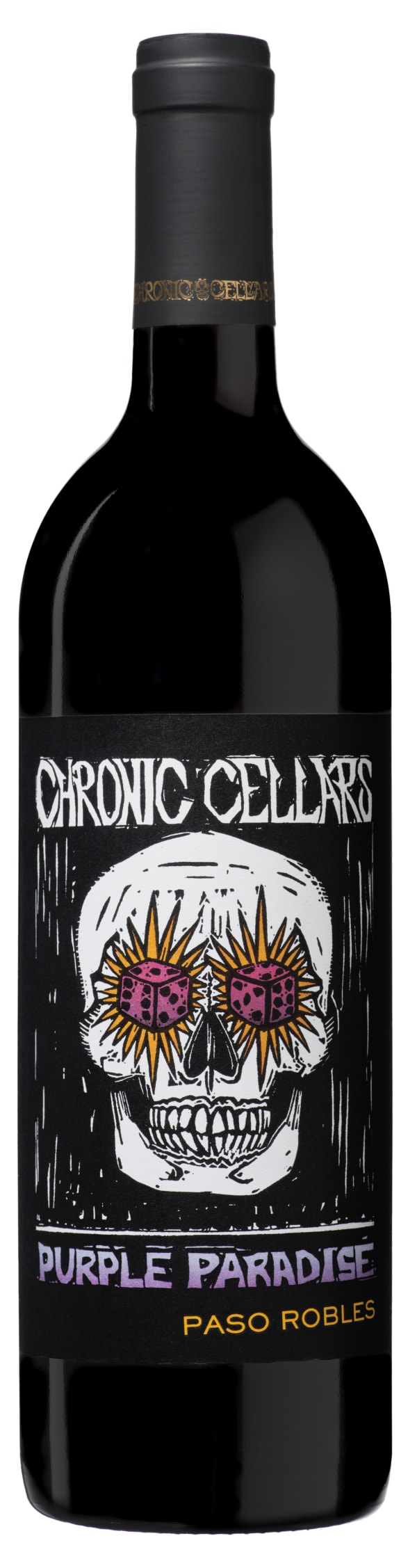 Chronic Cellars Purple Paradise 2013