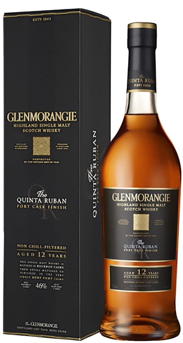 Glenmorangie Quinta Ruban 12 Year Old Single Malt
