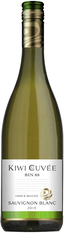 Kiwi Cuvée Bin 086 Sauvignon Blanc 2015