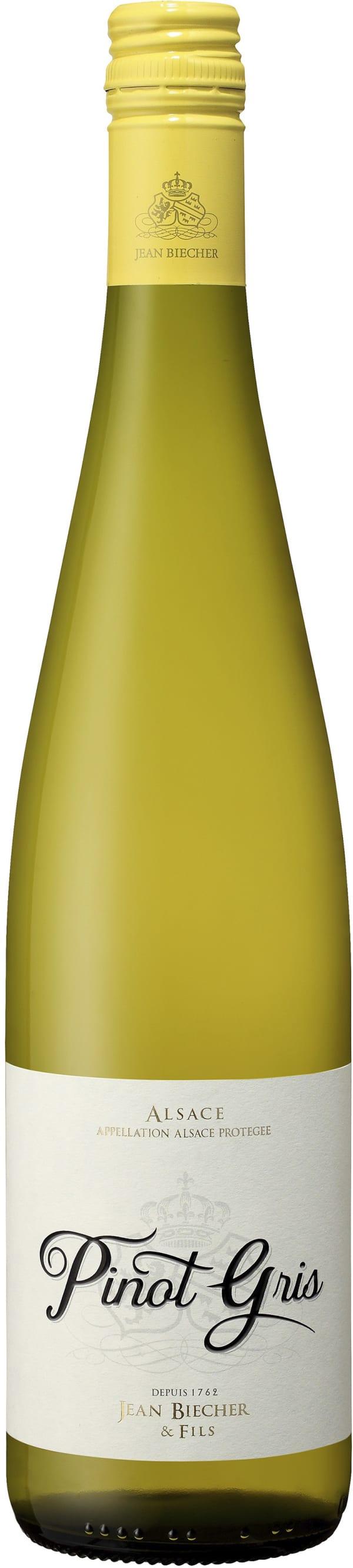 Jean Biecher Pinot Gris 2014