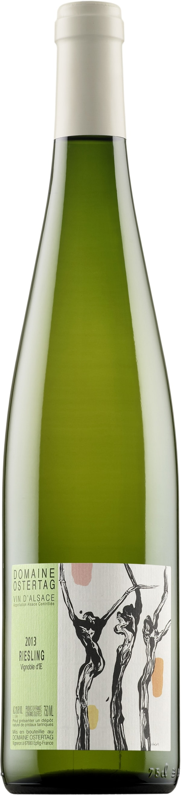 Ostertag Riesling Vignoble d´E 2015