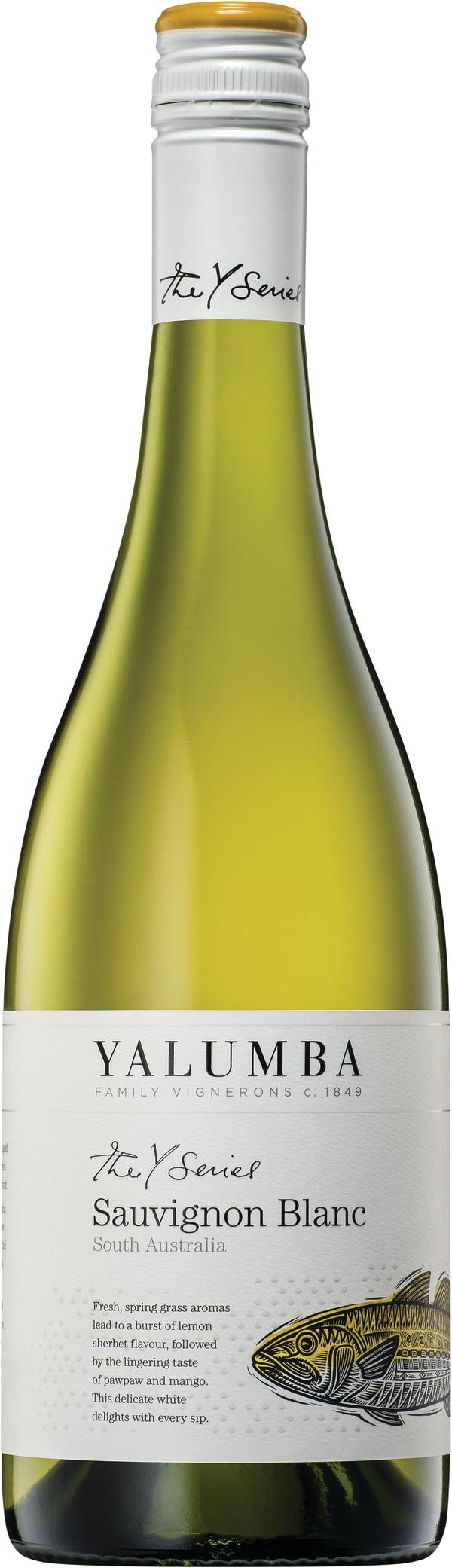 Yalumba Y Series Sauvignon Blanc 2015