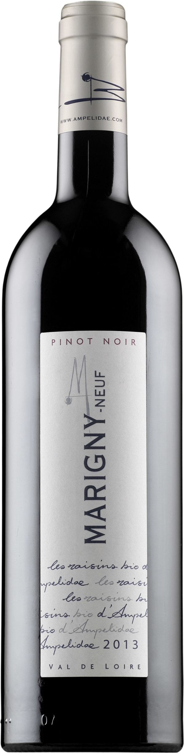 Marigny Neuf Pinot Noir 2015