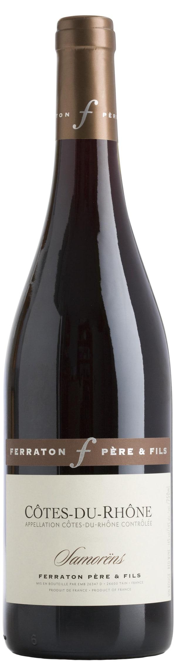 Ferraton Père & Fils Côtes du Rhône Samorëns Rouge 2016