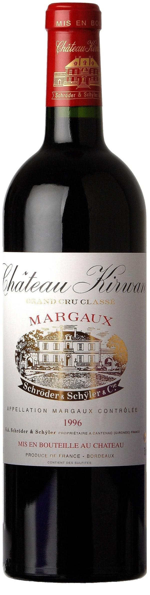 Château Kirwan 1996